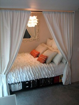 Creative Diy Bedroom Storage Ideas For Small Space 30