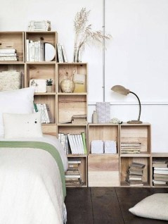 Creative Diy Bedroom Storage Ideas For Small Space 53