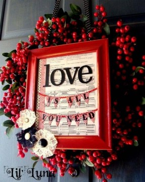 Creative House Decoration Ideas For Valentines Day 33