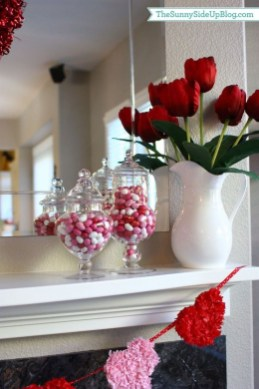 Creative House Decoration Ideas For Valentines Day 43