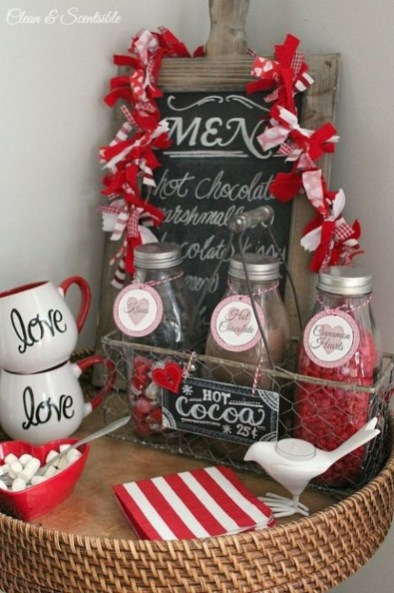 Creative House Decoration Ideas For Valentines Day 44