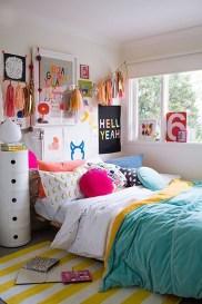 Cute Teen Bedroom Decor Design Ideas 49