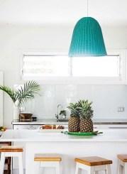 Elegant Beach Coastal Style Kitchen Decor Ideas 18