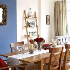 Elegant Beach Coastal Style Kitchen Decor Ideas 24