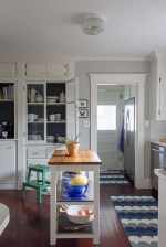 Elegant Beach Coastal Style Kitchen Decor Ideas 31