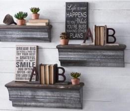 Inspiring Diy Wood Shelves Ideas On A Budget 11