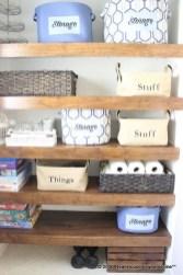 Inspiring Diy Wood Shelves Ideas On A Budget 20