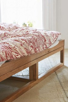 Lovely Diy Wooden Platform Bed Design Ideas 50