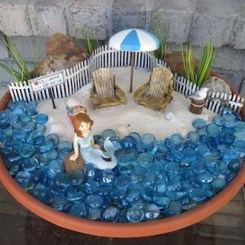 Magnificient Diy Fairy Garden Ideas With Plants 05