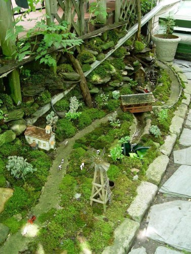 Magnificient Diy Fairy Garden Ideas With Plants 10