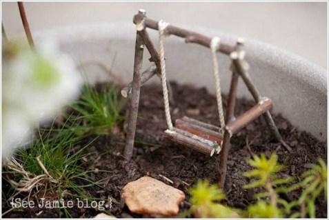 Magnificient Diy Fairy Garden Ideas With Plants 13
