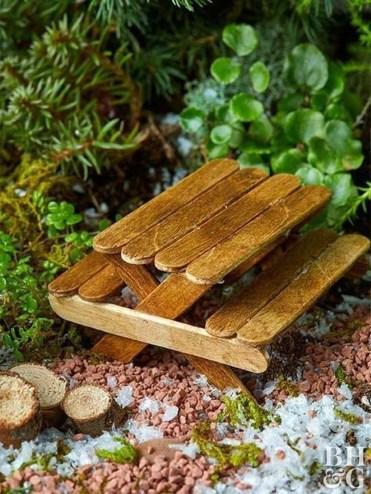 Magnificient Diy Fairy Garden Ideas With Plants 30