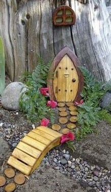 Magnificient Diy Fairy Garden Ideas With Plants 42