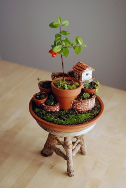 Magnificient Diy Fairy Garden Ideas With Plants 54
