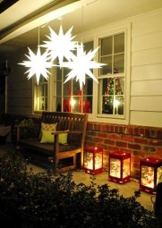 Outstanding Diy Outdoor Lanterns Ideas For Winter 38