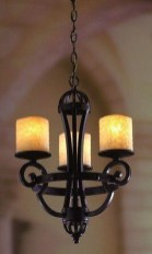 Pretty Chandelier Lamp Design Ideas For Your Bedroom 15