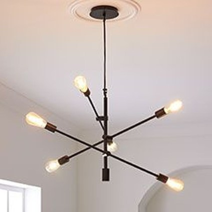 Pretty Chandelier Lamp Design Ideas For Your Bedroom 35