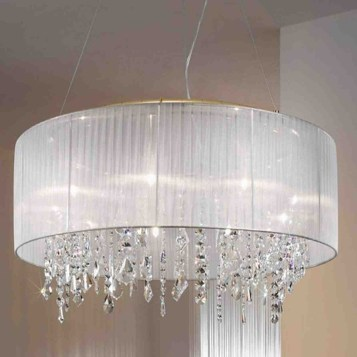 Pretty Chandelier Lamp Design Ideas For Your Bedroom 56