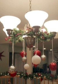 Romantic Rustic Christmas Decoration Ideas 52