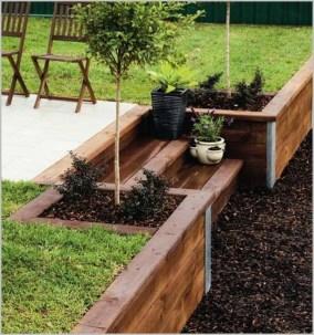 Simple Diy Backyard Landscaping Ideas On A Budget 02