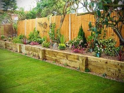 Simple Diy Backyard Landscaping Ideas On A Budget 17