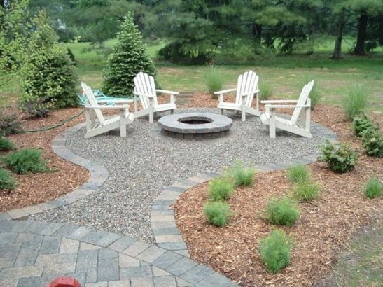 Simple Diy Backyard Landscaping Ideas On A Budget 33