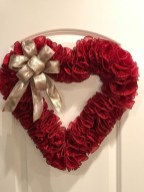 Stunning Red Home Decor Ideas For Valentines Day 22
