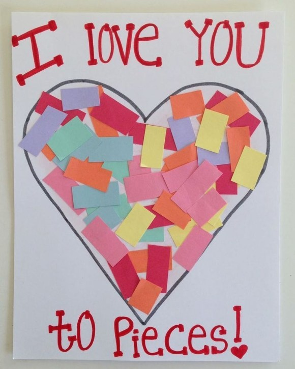 Unique Valentine'S Day Crafts Ideas For Kids 51