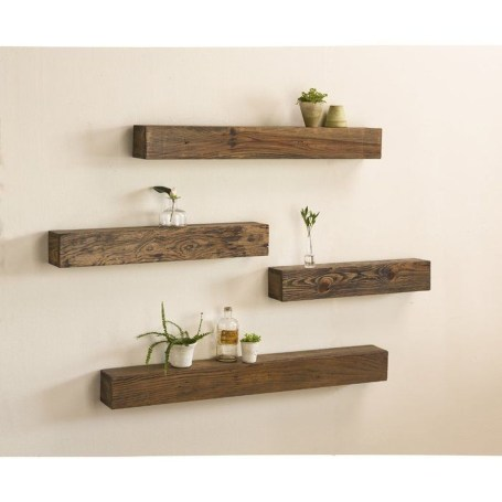 Amazing Corner Shelves Design Ideas 17