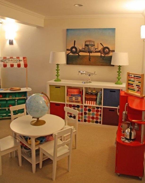 Captivating Diy Modern Play Room Ideas For Children 46