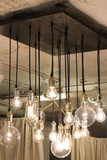 Charming Industrial Lighting Design Ideas For Home 02