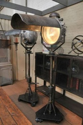 Charming Industrial Lighting Design Ideas For Home 16