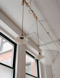 Charming Industrial Lighting Design Ideas For Home 22