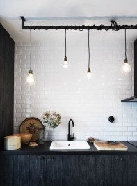 Charming Industrial Lighting Design Ideas For Home 23