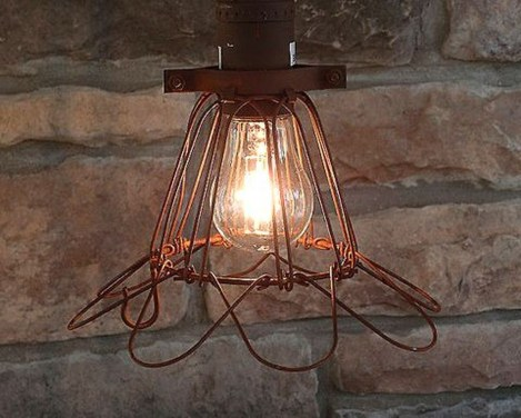Charming Industrial Lighting Design Ideas For Home 34