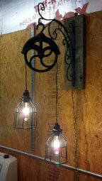Charming Industrial Lighting Design Ideas For Home 43