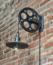 Charming Industrial Lighting Design Ideas For Home 45