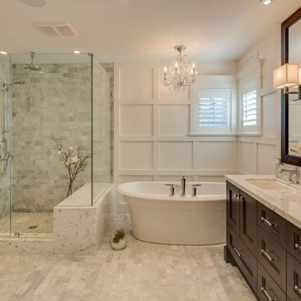 Cheap Bathroom Remodel Design Ideas 45