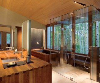 Comfy Traditional Bathroom Design Ideas With Japanese Style 11