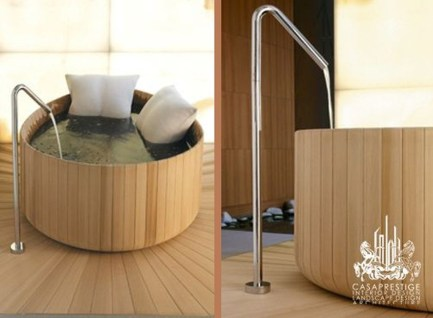 Comfy Traditional Bathroom Design Ideas With Japanese Style 29