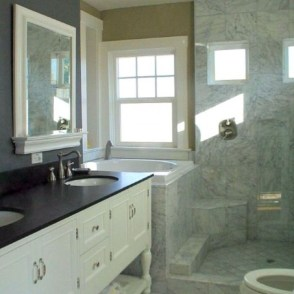 Comfy Traditional Bathroom Design Ideas With Japanese Style 44