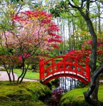 Cute Japanese Garden Design Ideas 07