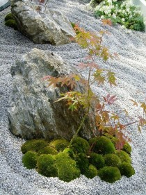 Cute Japanese Garden Design Ideas 11