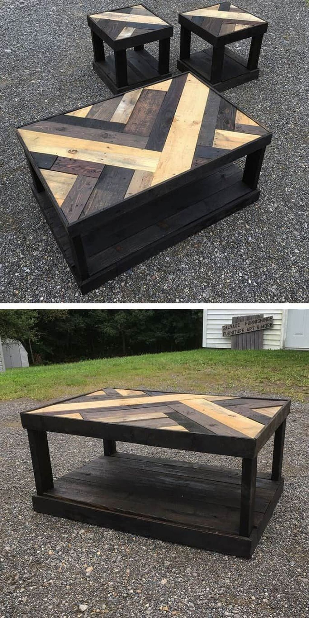 Elegant Diy Pallet Furniture Design Ideas 07