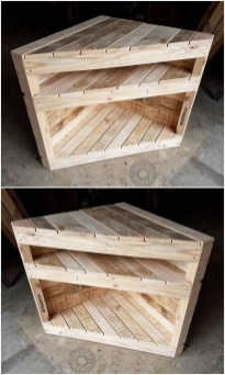 Elegant Diy Pallet Furniture Design Ideas 14