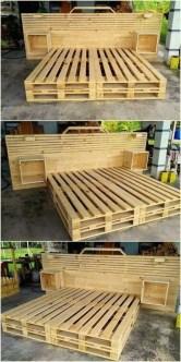 Elegant Diy Pallet Furniture Design Ideas 36