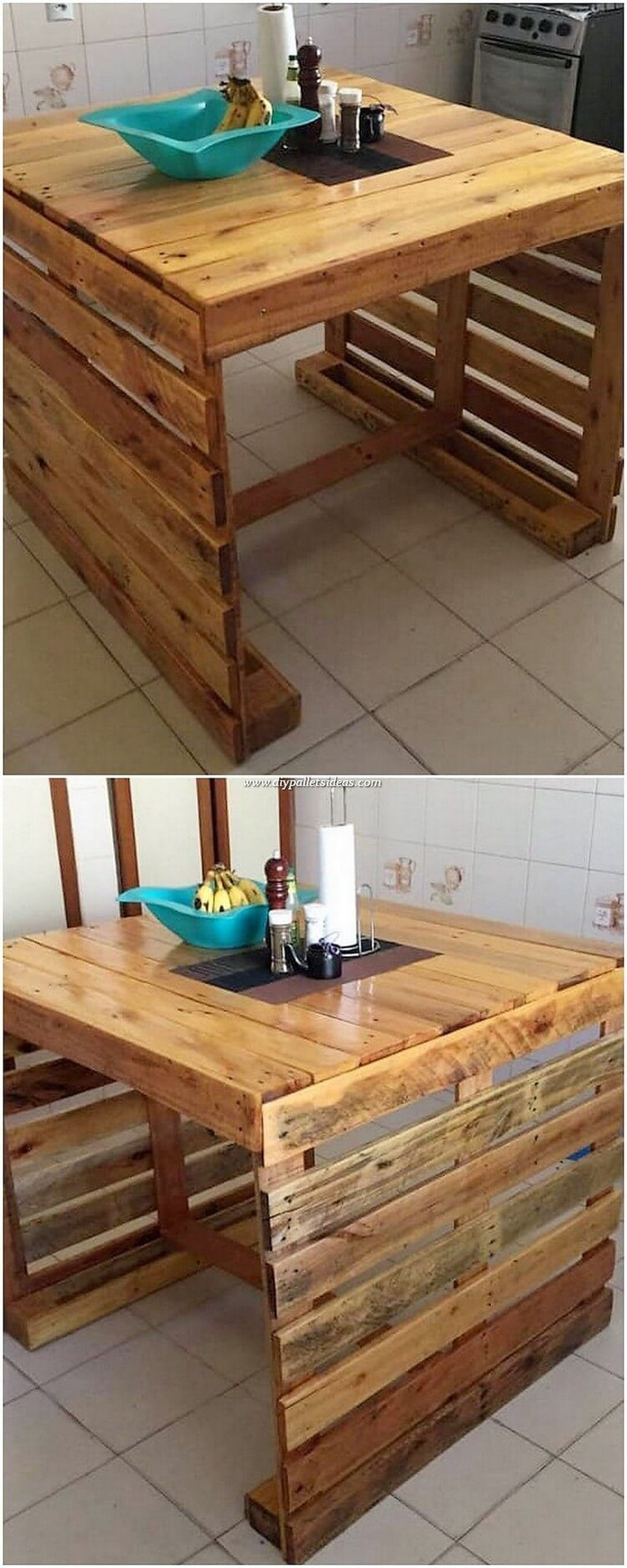 Elegant Diy Pallet Furniture Design Ideas 39