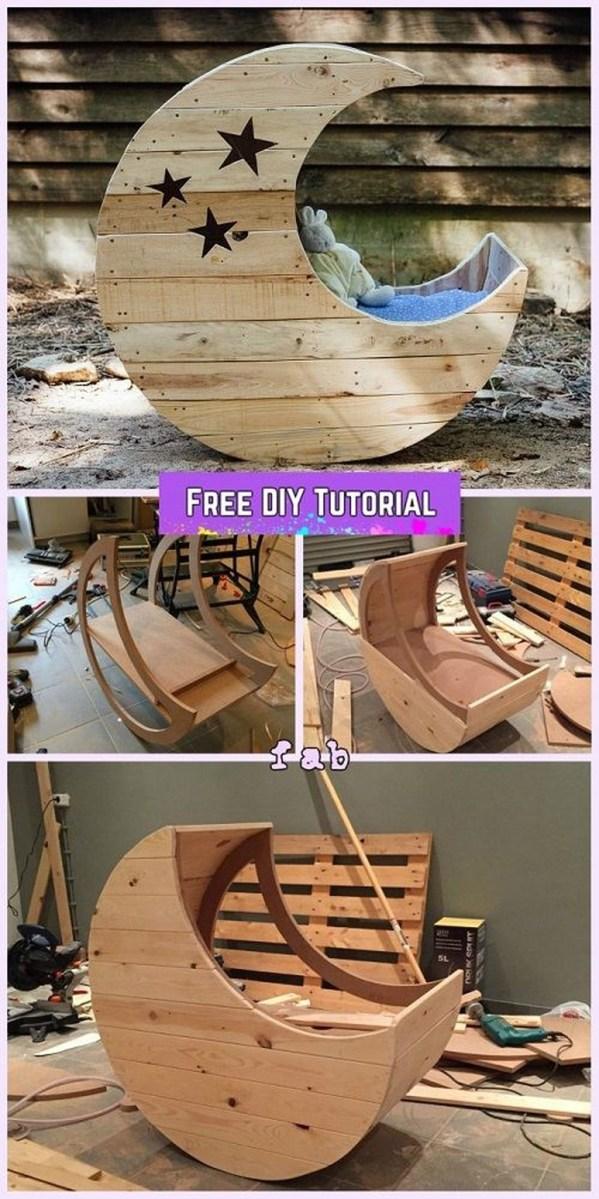 Elegant Diy Pallet Furniture Design Ideas 43