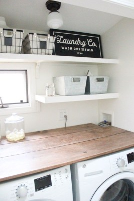 Enjoying Laundry Room Ideas For Small Space 09