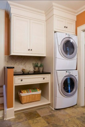 Enjoying Laundry Room Ideas For Small Space 18